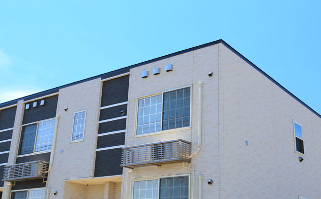 Company-housing