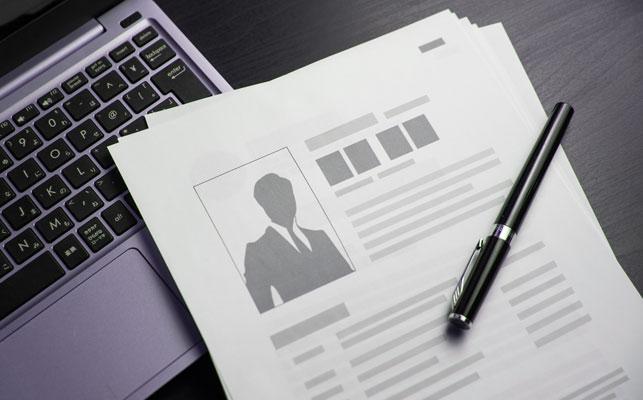 人事評価における目標設定の職種別記入例