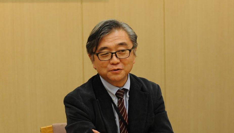 ▲東京本社総務本部 人事部長 郡司昇様