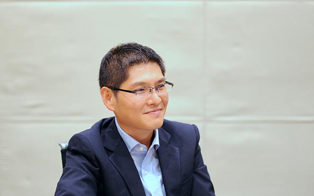 ▲コーポレートコミュニケーション本部 経営管理部 労務グループ長 角田 透様