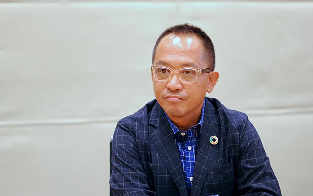 ▲コーポレートコミュニケーション本部 人事企画部長 謝 博文様