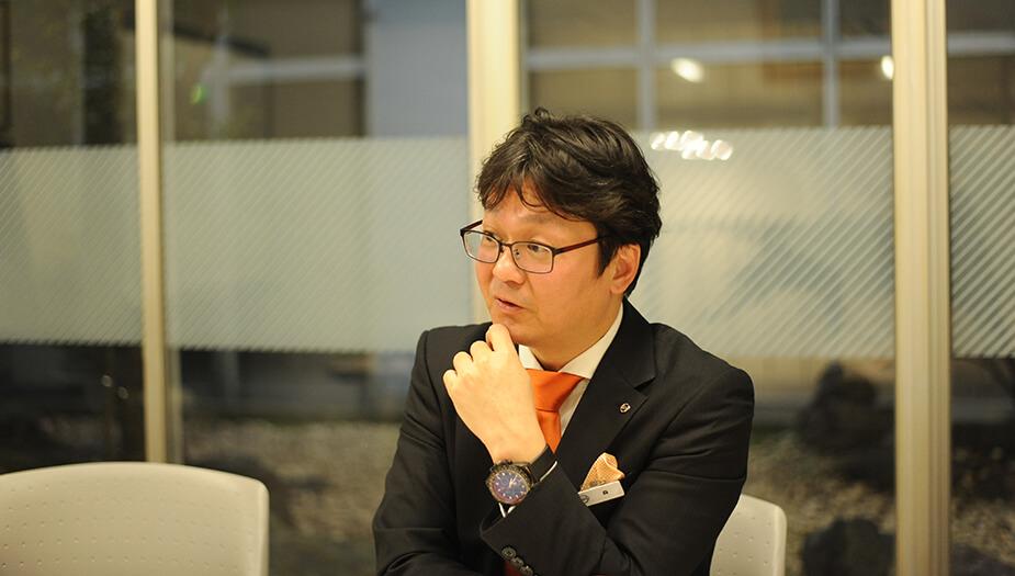 ▲店舗支援部 戦略企画室 課長(取材当時) 森 茂様