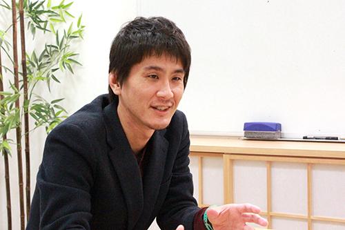 ICTセンター マネージャー 飯田 宜央 様