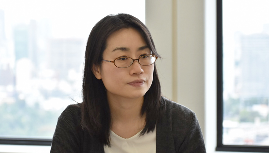 経営管理部労務マネージャー 大嶋久美子様