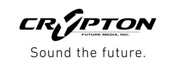 ロゴ画像:クリプトン・フューチャー・メディア株式会社