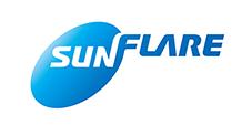 ロゴ画像:株式会社サン・フレア