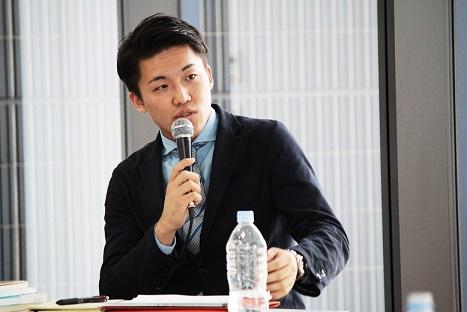 株式会社リッチメディア コーポレートデザイン部  人事・広報グループ ゼネラルマネージャー 中友秀氏