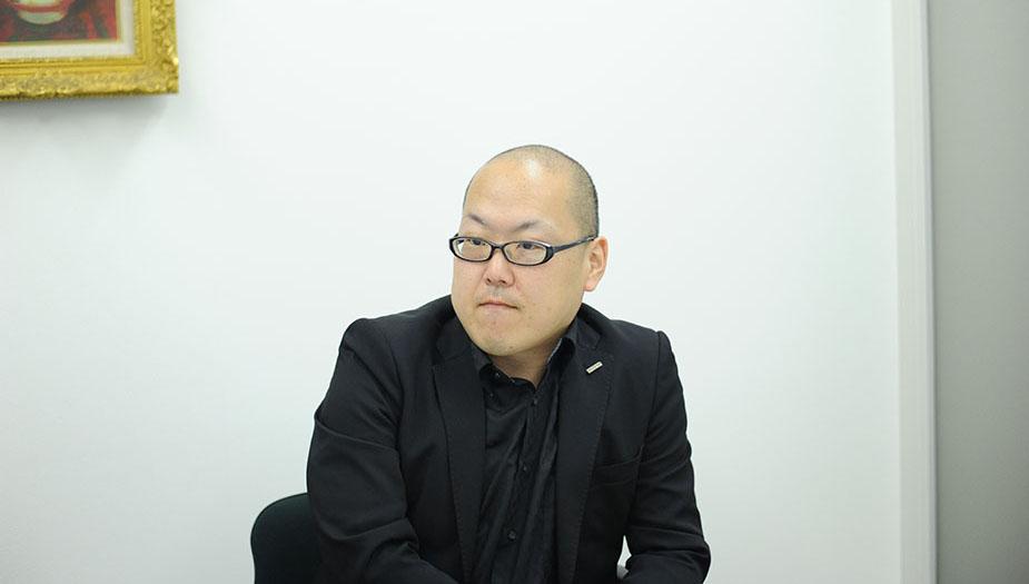 ▲庶務グループ 小住一利様