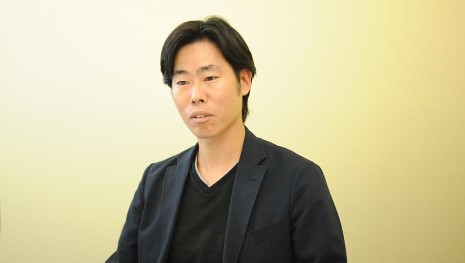 ▲営業サポート部 マネジャー 小幡浩昭様